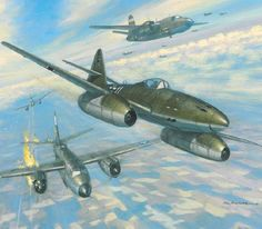 "retrowar: ""  Jagdverband 44: Squadron of Experten http://amzn.to/1WIBGBW """