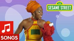 ABCs - Sweet soul singer India Arie sings the ABC's with Elmo.