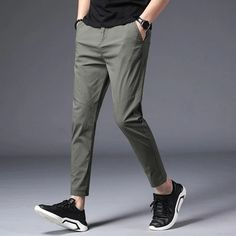 Asos Design Tapered Wool Mix Trouser With Stripe In Charcoal grey from ASOS on 21 Buttons