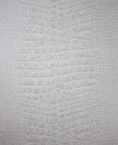 Crocodilo Vinyl W6337-01 Osborne and Little Wallpaper