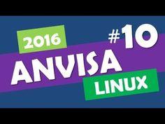 Concurso ANVISA 2016 Linux # 10 - Informática Sistema Operacional