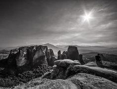 meteore tessaglia #greece #bnw #bnw_life #bnwmood #mountains #mountain #instamoment #instagood...