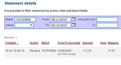 AdClikXpress Withdrawal Proof no 9! I am getting paid daily at ACX and here is proof of my latest withdrawal. This is not a scam and I love making money online with Ad Click Xpress. Here is my Withdrawal Proof from AdClickXpress. I get paid daily and I can withdraw daily. http://www.adclickxpress.com/?r=sanja94&p=mx