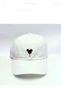 88090869566 Mickey Ice Cream Bar Baseball hat Disney World Disneyland dad hat- Adult  Size-Monogramming available!
