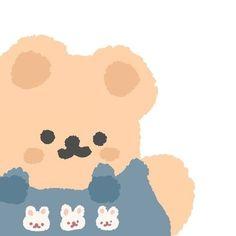Cute Pastel Wallpaper, Soft Wallpaper, Kawaii Wallpaper, Wallpaper Iphone Cute, Sanrio Hello Kitty, Korean Stickers, Cute App, Animated Icons, Cute Kawaii Drawings