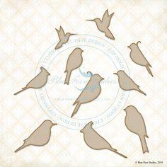 Little Birds Set