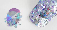 Alte CDs werden zu schicken Accessoires: 6 clevere Tipps für dich und dein Zuhause!