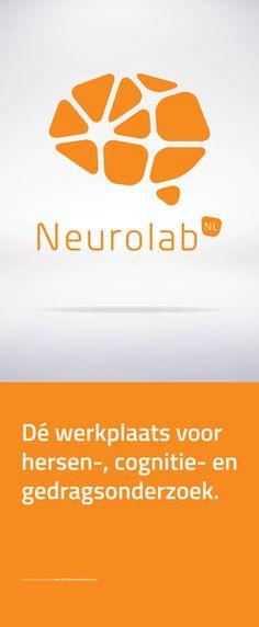 Roll-up banner voor NeuroLabNL.