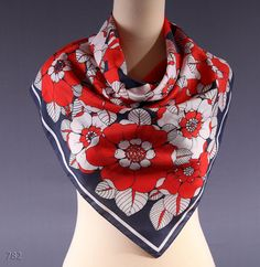 70s scarf