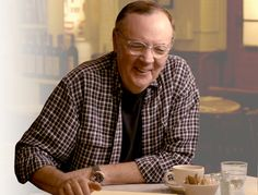 Best-selling author James Patterson prepares to teach a lesson in his writing MasterClass