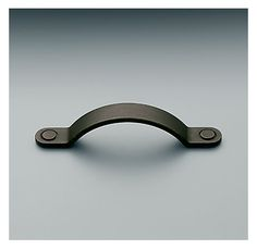 "Kitchen Cabinets: Marston Strap Pull - 3"" (center-to-center screw holes)  $7  Item#24040187     Antique Bronze"