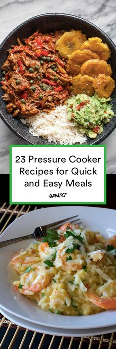 Take the pressure off dinnertime. #greatist https://greatist.com/eat/pressure-cooker-recipes