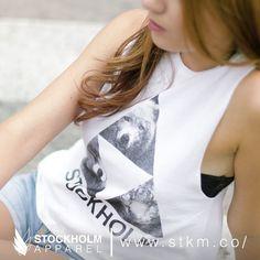 STOCKHOLM CO.  10 % de descuento en la tienda en línea Www.stkm.co  #streetwear #urban #modaurbana #wildforce #topcrop #tshirt #girls #stockholmco #stkmcompany #tee #tshirtdesign #instafashion #fashionblogger