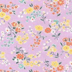 DARLENE ZIMMERMAN Garden Party {purple}