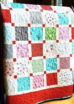 Image result for patchwork quilts for children