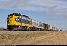 RailPictures.Net Photo: PREX 1750 Keokuk Junction Railway EMD FP9 at Cuba, Illinois by Steve Smedley