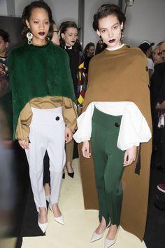 cool Marni Fall 2016 Ready-to-Wear Fashion Show Beauty - Vogue  fashion look Check more at http://fashionu.top/pin/24283/