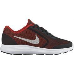 Chłopięce buty do biegania - Nike REVOLUTION 3 (GS) - 1