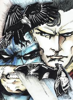Batman vs Superman -  vejam meu blog: http://institutodeartesdarcicampioti.blogspot.com.br/