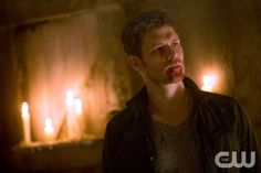 """The Originals -- """"From a Cradle to a Grave"""" -- Image Number: OR122a_0098.jpg -- Pictured: Joseph Morgan as Klaus -- Photo: Bob Mahoney/The CW -- © 2014 The CW Network, LLC. All rights reserved."""