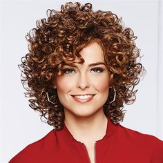 New Arrival! Curl Appeal #wig by Gabor Glorious well-behaved curls - the kind you've always wished for!