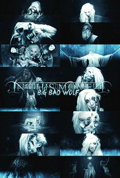 Because I love Maria Brink and I want to be her for Halloween! In This Moment - Big Bad Wolf