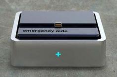 SensePlus iPhone Dock with Smoke & Gas Sensor