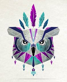 'Owl King!' by MaNoU56