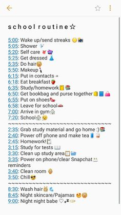 my EVERY MOMENT morning routine for you babes that have been asking 💫💝 lov., routine school my EVERY MOMENT morning routine for you babes that have been asking 💫💝 lov. Middle School Hacks, High School Hacks, Life Hacks For School, School Study Tips, Middle School Supplies, List Of School Supplies, Freshman High School Outfits, High School Makeup, Highschool Freshman
