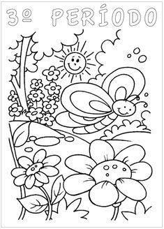 Free Spring Coloring Sheets Idea coloring pages of spring spring coloring pages Free Spring Coloring Sheets. Here is Free Spring Coloring Sheets Idea for you. Free Spring Coloring Sheets coloring pages of spring spring coloring pa. Summer Coloring Pages, Coloring Pages For Boys, Coloring Pages To Print, Free Printable Coloring Pages, Coloring Book Pages, Kids Coloring, Spring Coloring Sheet, Fairy Coloring, Garden Coloring Pages