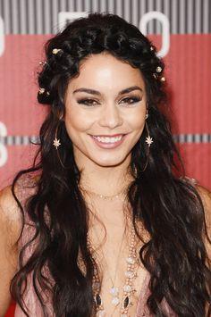 Bohemian beauty Vanessa Hudgens