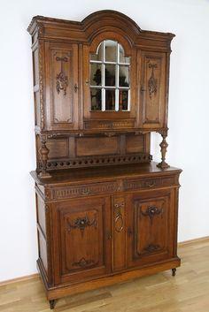 Buffet Louis Seize Frankreich Grnderzeit Wohnzimmer Mbel Antiquitten Antik