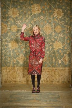 Tory Burch - Fall 2015 Ready-to-Wear - Look 35 of 35