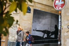 In Paris, Photojournalism Hits the Streets // TIME LightBox