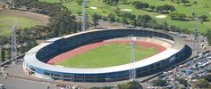 Greenpoint Stadium. (Cape Town, South Africa.) My old home track.