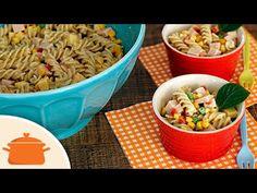 Salada de Macarrão | Panelaterapia