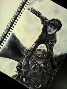 How to Train Your Dragon by XionCloudHeaven.deviantart.com on @DeviantArt