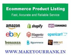 Boost your #Online_store with our #E_commerce #Seo #Packages. @RS.10000  Details:-
