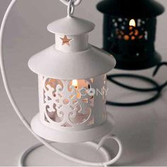 Morrocco European Style Classic Hanging Candle Holders