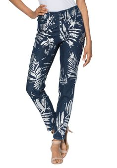 These jeans are the ultimate statement-making (and attention-getting) piece! #fashion #style