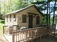 Cabin 6 - Two Bedrooms on the Lake | Welcome to Echo Bay Resort and Retreat