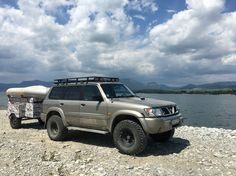 Offroad + expedition trailer