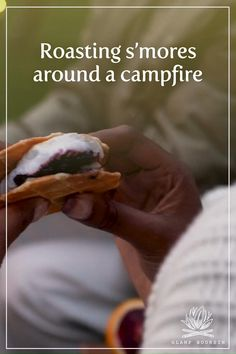Who doesn't love s'mores? Here are a few tips to make the most out of your campfire experience. 1. You can give each ingredient its own jar, or prepackage everything into a bag so that everyone has their own kit. 2. Don't forget to bring skewers. 3. Try adding Boursin for a savory twist on the classic. #GlampBoursin Skewers, Wyoming, Glamping, Don't Forget, Jar, Canning, Classic, Tips, Derby