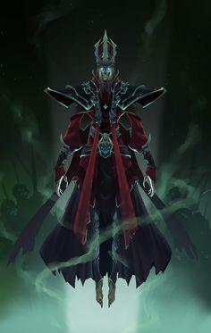 Karthus, a Voz Mortal | League of Legends