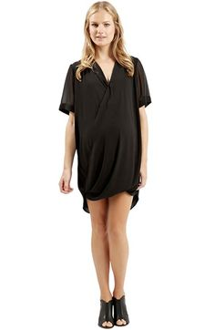 Topshop Maternity Tunic Dress available at #Nordstrom