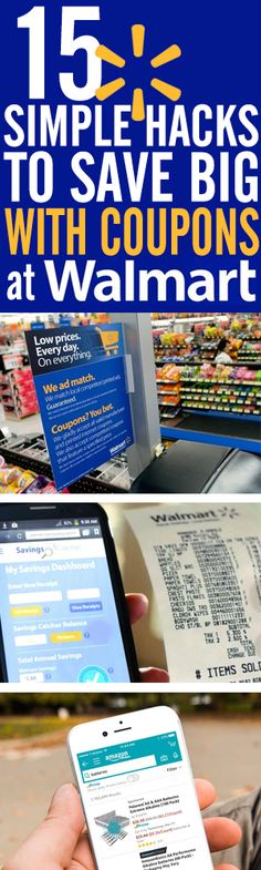 These simple tricks will change the way you shop at Walmart!
