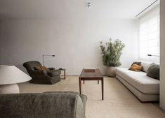Don Ramon de la Cruz by OOAA Arquitectura Two Bedroom, Bedroom Decor, Luxury Homes Interior, Interior Design, Zen, Home Remodel Costs, Rustic Home Interiors, Romantic Home Decor, Headboard Designs