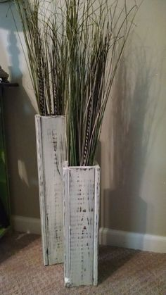 Bamboo from Dollar Tree black wood wavy sticks from IKEA home