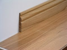 Skirting for an interior - skirting board