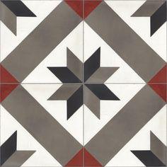 Moroccan Encaustic Cement Pattern 01d